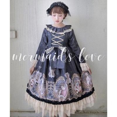 ゴスロリ ロリータファッション lolita ロリータ服 衣装 可愛い 女性 ドレス 日常 イベント 忘年会 文化祭