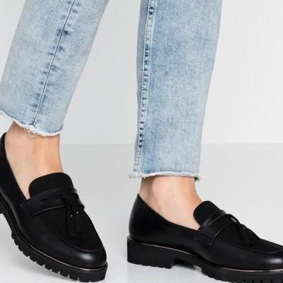 アンナフィールド レディース 靴 シューズ Slip-ons - black