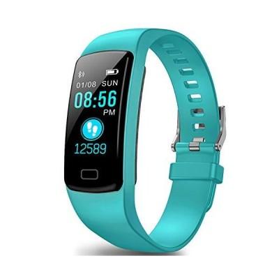 (新品) LEKOO Fitness Tracker - Activity Tracker with Heart Rate Monitor - Fitness Watch Waterproof Smart Watch with Step Counter - Ped