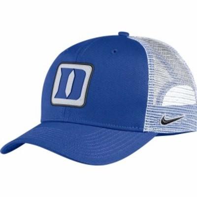 ナイキ Nike メンズ キャップ トラッカーハット 帽子 Duke Blue Devils Duke Blue Classic99 Trucker Hat