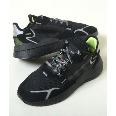 adidas NITE JOGGER アディダス ナイトジョガー ブラック メンズ スニーカー ee5884