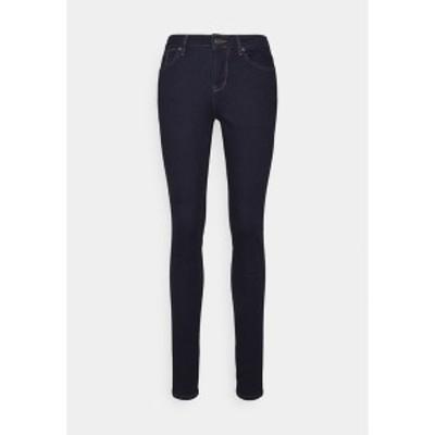 エスプリ レディース デニムパンツ ボトムス Jeans Skinny Fit - blue rinse blue rinse