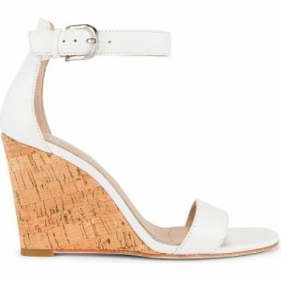ペイジ PAIGE レディース サンダル・ミュール ウェッジソール シューズ・靴 Willow Wedge White