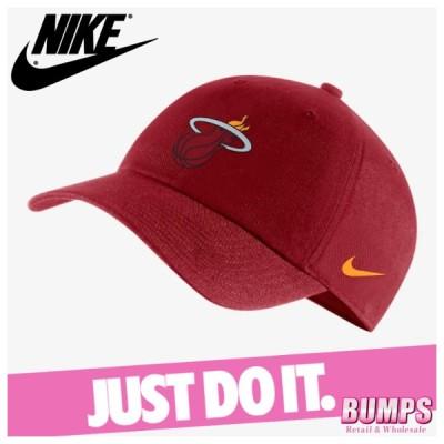 NIKE ナイキ キャップ 帽子 ハット カーブバイザー ヒート ヘリテージ86 ドライフィット NBA バスケット メンズ レディース フリーサイズ 調整可 新作