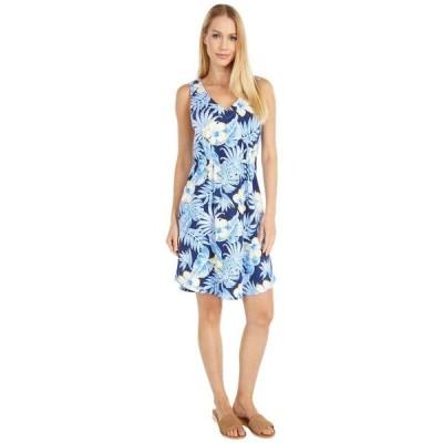 トッミーバハマ レディース ワンピース トップス Bahama Blossoms Short Dress