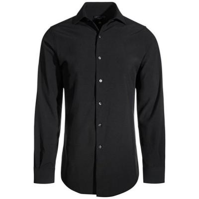 アルファニ メンズ シャツ トップス Men's Slim-Fit 4-Way Performance Stretch Wrinkle-Resistant Dress Shirt