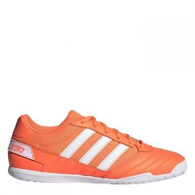 アディダス adidas メンズ サッカー スニーカー シューズ・靴 Adidas Super Sala Football Trainers Indoor Orange/White