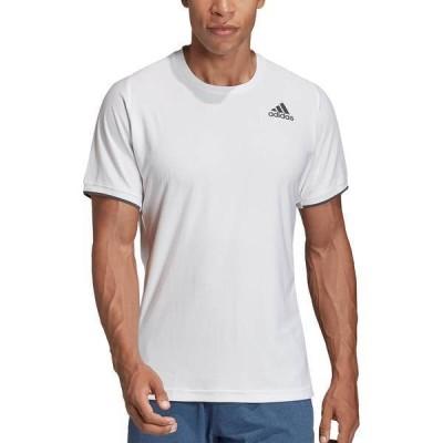 アディダス メンズ シャツ トップス adidas Men's FreeLift Tennis T-Shirt