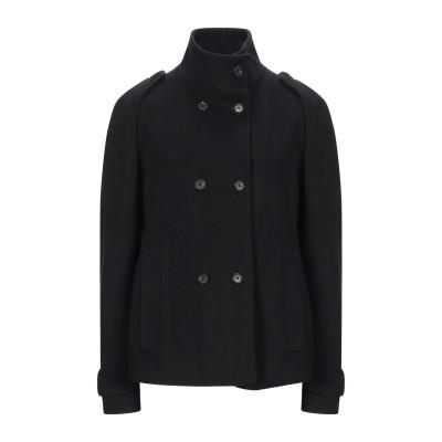 CALVIN KLEIN COLLECTION コート ブラック 46 ウール 100% コート