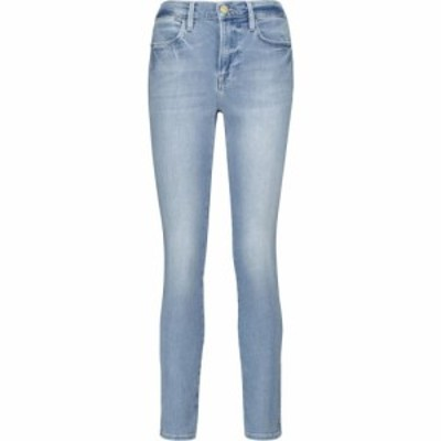 フレーム FRAME レディース ジーンズ・デニム スキニー ボトムス・パンツ Le High skinny jeans Tropic