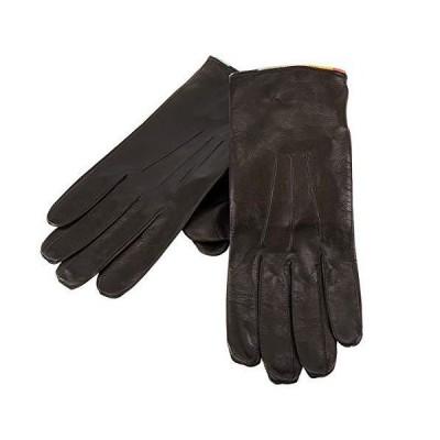 [ポールスミス]Paul Smith 手袋 M1A 028D AG21 GLOVE STRIPED PIPING メンズ size S [並行輸入品]