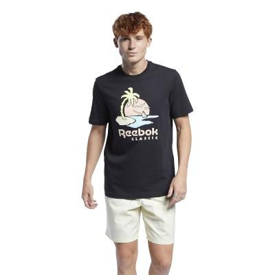 Reebok (リーボック) クラシックス Tシャツ / Classics T-Shirt S . メンズ 60578 GN3671