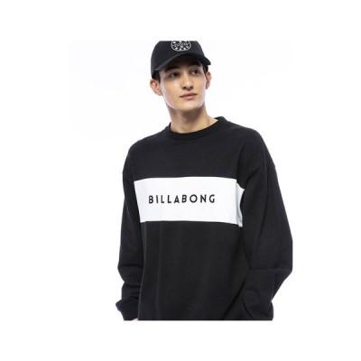 ビラボン(BILLABONG) PANEL LS 長袖Tシャツ BA012054 BLK  オンライン価格 (メンズ)