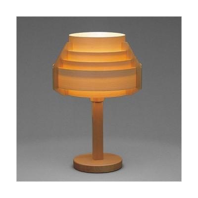 YAMAGIWA(ヤマギワ)323S7339 JAKOBSSON LAMP(ヤコブソンランプ)テーブル照明 パインφ360mm