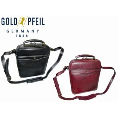 GOLD PFEIL ゴールドファイル オックスフォード 縦型ショルダーバッグ 901105 ikt02