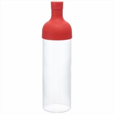 HARIO フィルターインボトル FIB-75-R(レッド) 2021apmok3055-025