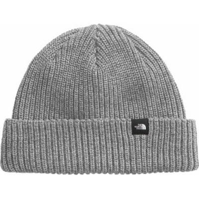 ノースフェイス メンズ 帽子 アクセサリー The North Face Adults' Fisherman Beanie Tnf Medium Grey Heather