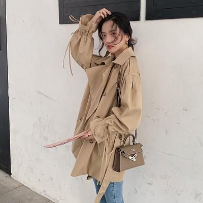 ジャケット コート レディース 冬 おしゃれ 高校生 10代 20代 ミリタリージャケット ロングコート 1291