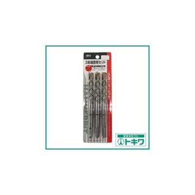 エビ ハンマービット 12.5X160mm 3本入り ( HB125160S ) (株)ロブテックス