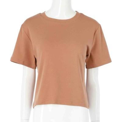 ANAP シンプルTシャツ(モカ)