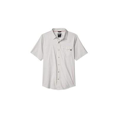 マーモット Tumalo Short Sleeve Shirt メンズ シャツ トップス Light Khaki