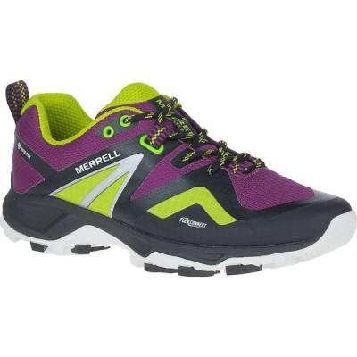 メレル Merrell レディース ハイキング・登山 シューズ・靴 MQM Flex 2 GTX Shoe Black Hv