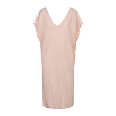 リュー ジョー LIU •JO ミニワンピース&ドレス ライトピンク M レーヨン 80% / ナイロン 20% ミニワンピース&ドレス