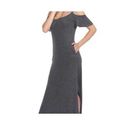 ホワイトマーク レディース ワンピース トップス Maternity Lexi Maxi Dress