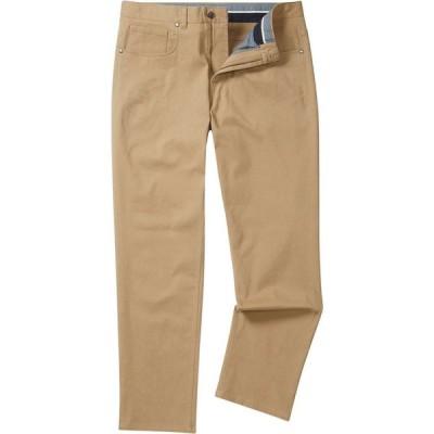 スコープス Skopes メンズ チノパン ボトムス・パンツ Weston Stretch Chino Trousers Sand