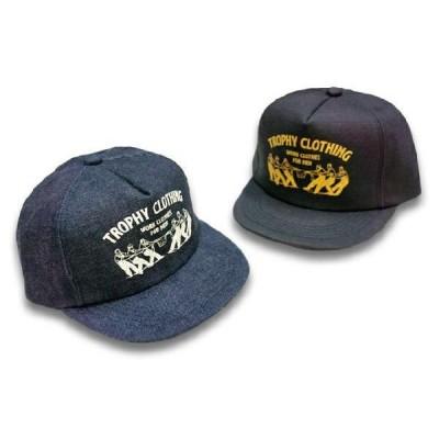 全2色TROPHY CLOTHING/トロフィークロージング2020AW「Workers Logo Tracker Cap/ワーカーズロゴトラッカーキ