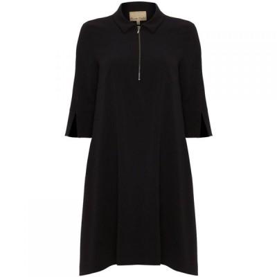 フェイズ エイト Phase Eight レディース ワンピース ワンピース・ドレス Magdelena Zip Swing Dress Black