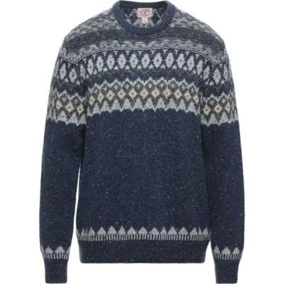 ブルックス ブラザーズ BROOKS BROTHERS メンズ ニット・セーター トップス Sweater Dark blue
