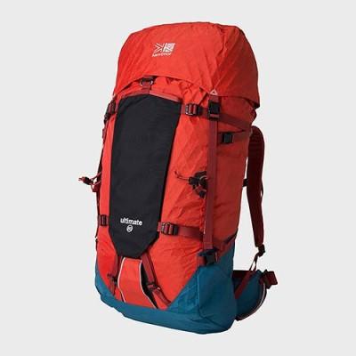 カリマー karrimor アルティメイト 60 / レスキューオレンジ品番:930 アウトドア 登山 ハイキング メガ割