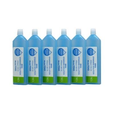 堀場製作所 Y043(2000ppm) LAQUAtwin硝酸イオンメータ用標準液 HORIBA