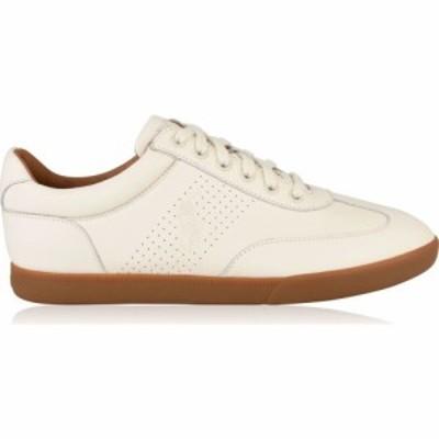 ラルフ ローレン POLO RALPH LAUREN メンズ スニーカー シューズ・靴 cadoc leather trainers Chalk