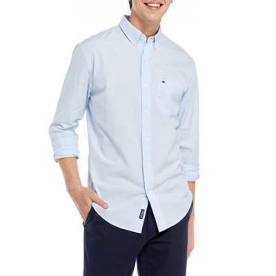 クラウン&アイビー メンズ シャツ トップス Icon Gingham Woven Shirt
