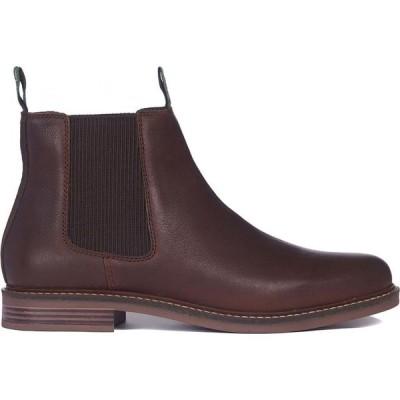 バブアー Barbour メンズ シューズ・靴 チェルシーブーツ Farsley Chelsea Boots Teak BR