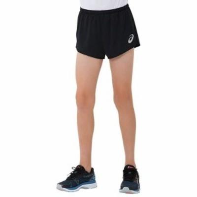 アシックス ASICS ジュニア 陸上競技 ショートパンツ Jr.ランニングパンツ 2094A002-001 ブラック 【2019SS】