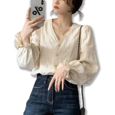 [スロウライド] レディース 女の子 女子 子供 キッズ きっず ジュニア シャツ しゃつ ブラウス ぶらうす トップス とっぷす カットソー カーデ