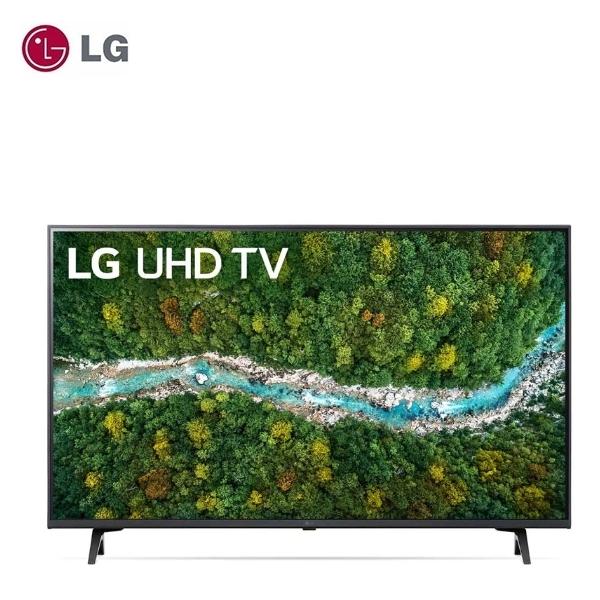 【LG】43吋 4K AI語音物聯網電視《43UP7750PSB》全機2年保固