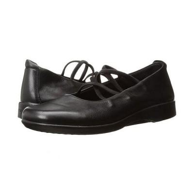 Arcopedico アルコペディコ レディース 女性用 シューズ 靴 フラット Vegas - Black