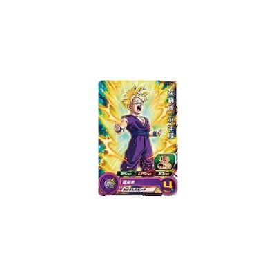 ドラゴンボールヒーローズカード SH4-02 孫悟飯:少年期