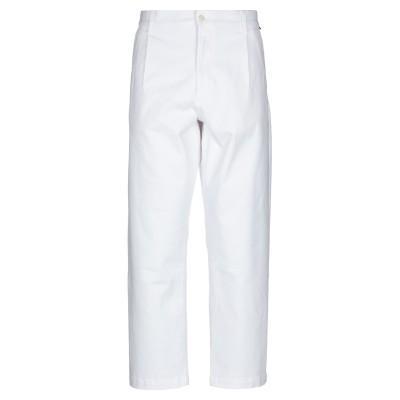 ヴァンズ VANS パンツ ホワイト 34 コットン 98% / ポリウレタン 2% パンツ