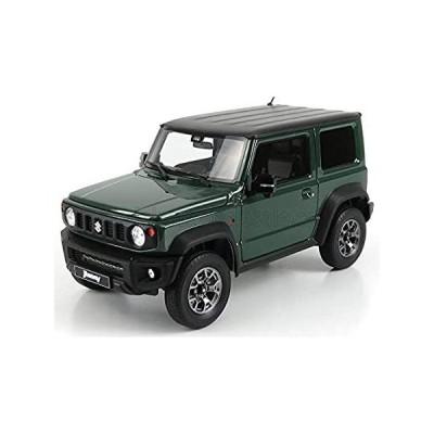 LCD Models 1/18 スズキ ジムニー シエラ 2018 ダークグリーン ブラック並行輸入品