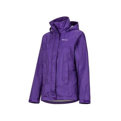 【マーモット】 W's PreCipR Eco Jacket / ウィメンズプレシップエコジャケット レディース パープル系 M Marmot