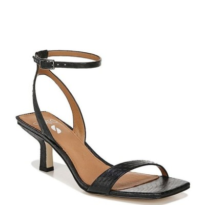 フランコサルト レディース サンダル シューズ Sarto by Franco Sarto Bona2 Snake Print Leather Square Toe Dress Sandals