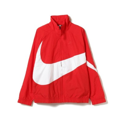 (BEAMS MEN/ビームス メン)NIKE / Big Swoosh Jacket/メンズ ○RED/WHITE