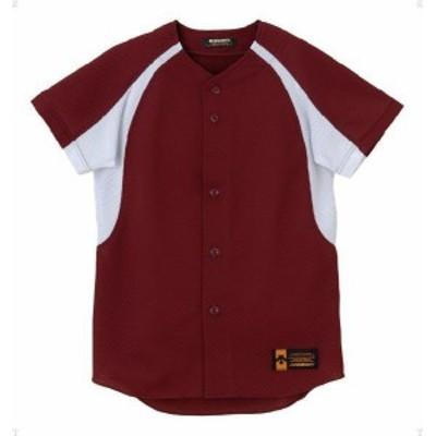 DESCENTE ヤキュウ ソフト ジュニア ユニフォーム コンビネーションシャツ 16SS ENG Tシャツ(jdb48m-eng)