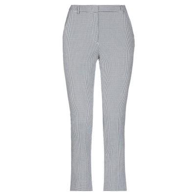 WEEKEND MAX MARA パンツ ホワイト 40 コットン 98% / ポリウレタン 2% パンツ