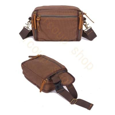 メンズ ショルダーバッグ ビジネスバッグ レディース 斜めがけ 肩掛け 帆布バッグ 大容量 通勤 通学 出張 旅行 軽量 アウトドア iPad